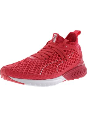 009c8b8a346 Product Image Puma Women s Ignite Dual Netfit Paradise Pink   White  Ankle-High Fashion Sneaker - 10M