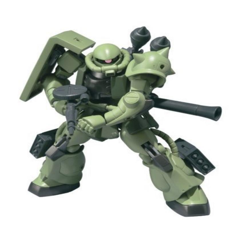 Gundam: Gundam Zaku II Robot Spirits Action Figure by Bandai by