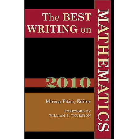 The Best Writing on Mathematics