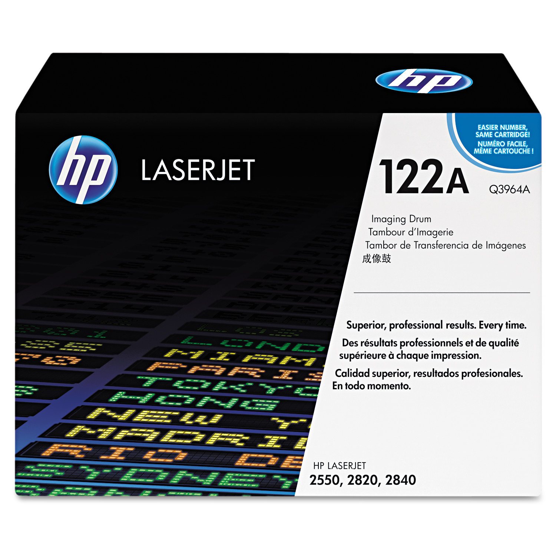 HP HP 122A, (Q3964A) Original LaserJet IMaging Drum by HP