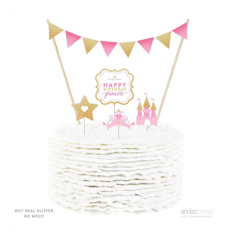 Sparkle Princess Birthday Mega Party Pack