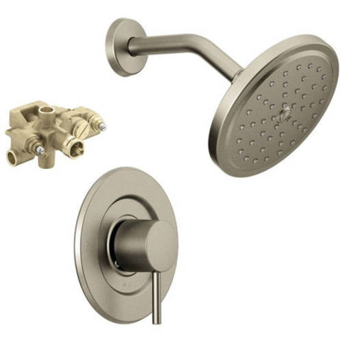 """Moen Ks-t3292-70ch Align Moentrol Shower Faucet with Trim and 1/2"""" CC Rough-in, Available in Various Colors"""