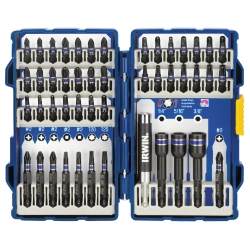 47 Piece Impact Screwdriver Bit Set
