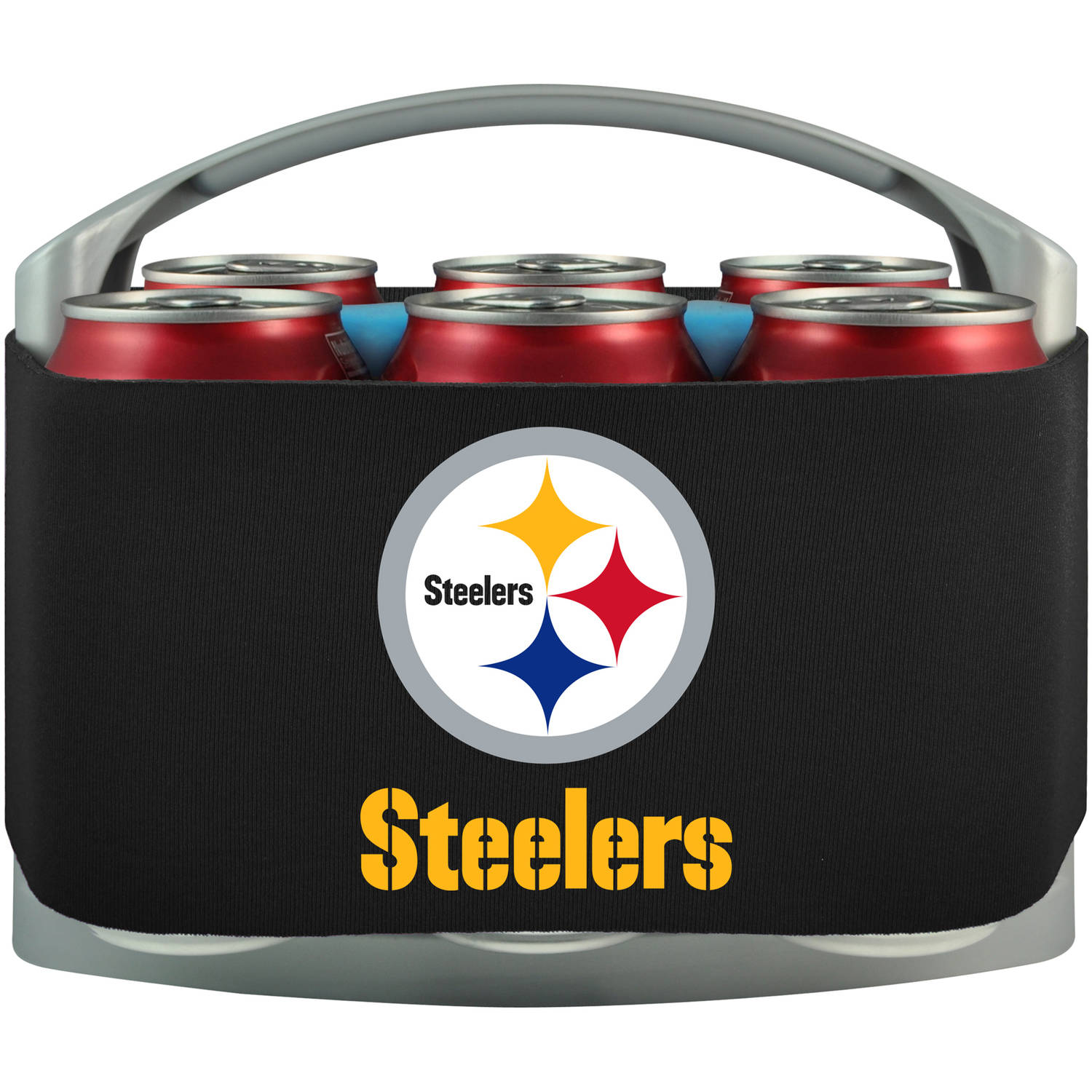 NFL Pittsburgh Steelers Cool 6 Cooler