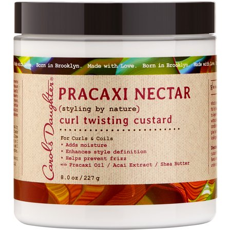 Carol's Daughter Pracaxi Nectar Curl Twist Custard 8