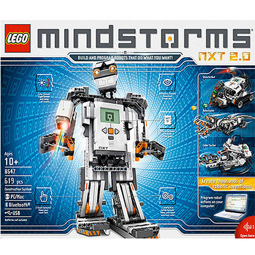 lego mindstorms nxt 2.0 software windows 7