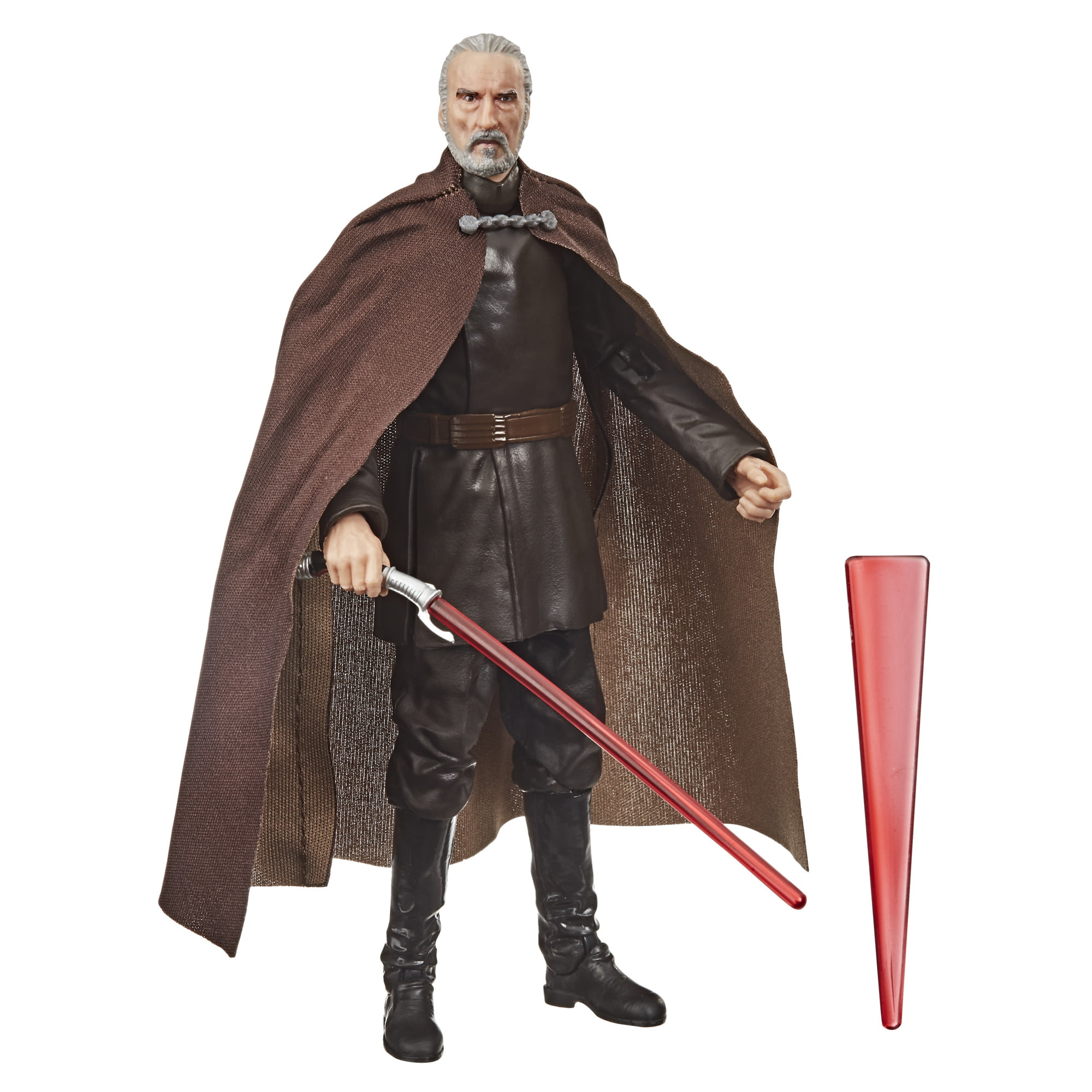 Star Wars The Black Series Count Dooku Toy Action Figure