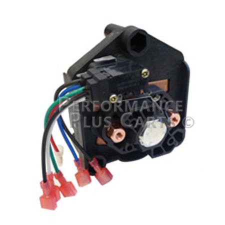 Club Car DS Golf Cart Heavy Duty Forward and Reverse Switch Assembly for 48 Volt 48 Volt Power Drive