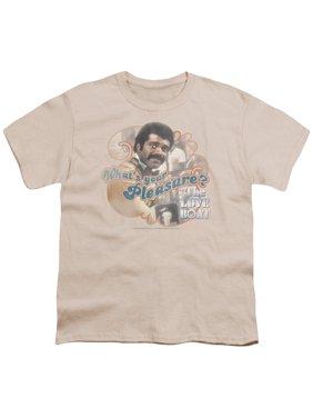 Love Boat - Issac - Youth Short Sleeve Shirt - Large