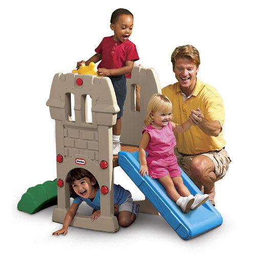 Little Tikes Climb Amp Slide Castle Walmart Com