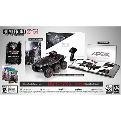 Homefront Revolution Collectors Edition (Xbox One) Square Enix, 816819013366
