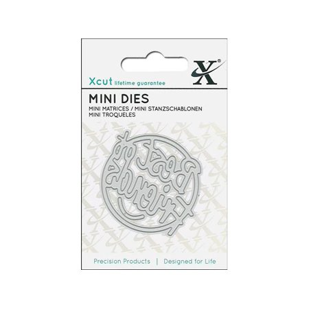Docrafts Xcut Die Mini Best Of Friends