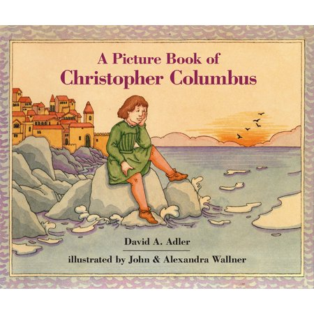 A Picture Book of Christopher Columbus](Christopher Columbus Map For Kids)