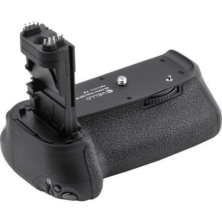 Vello BG-C10 Battery Grip for Canon 70D DSLR Camera ()