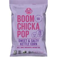 Angie's BoomChickaPop Kettle Corn Popcorn, 7 Oz.