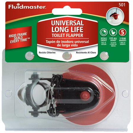 toilet flapper replacement kit. Fluidmaster 501P21 Super Flapper  Walmart com