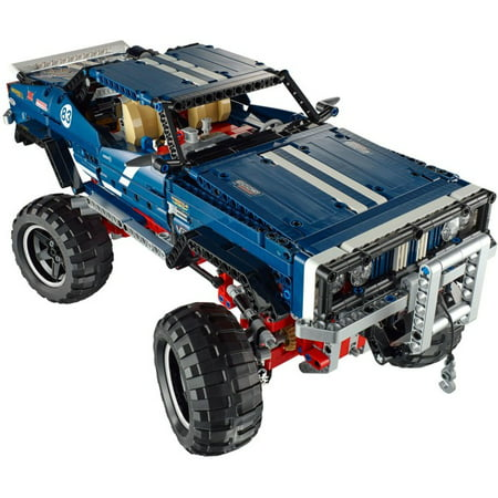 lego technic 4x4 crawler exclusive edition set 41999. Black Bedroom Furniture Sets. Home Design Ideas