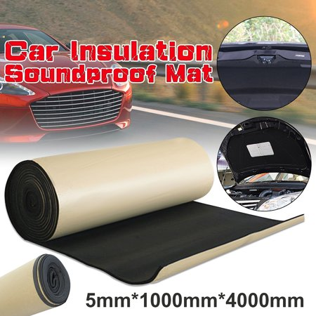 Sound Deadener Car Heat Shield Insulation Deadening