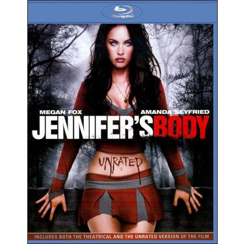 Jennifer's Body (Rated/Unrated) (Blu-ray) (Widescreen)
