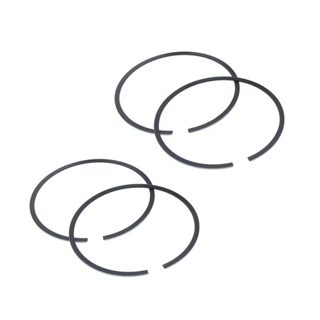 1987-1990 fits Yamaha Exciter 570 EX570 Piston Rings x2