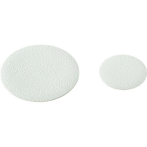 Peerless No-Slip Multi-Size Circle Treads, White