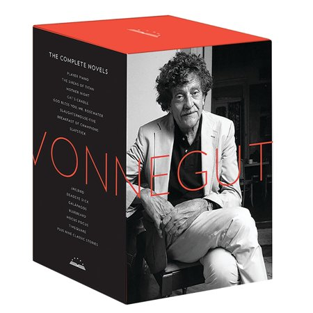 Davinci Library Set - Kurt Vonnegut: The Complete Novels : A Library of America Boxed Set