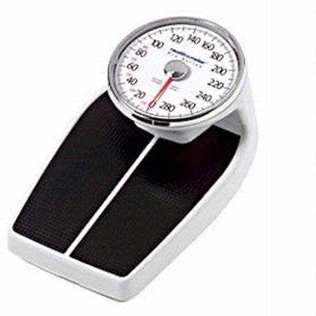 Health o meter ® Professional 160LB Mechanical Floor Medical Scale, Pounds Only, 400 lb Capacity