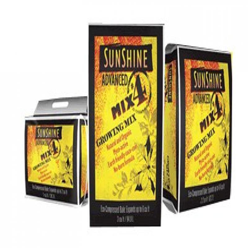 SUNGRO Sunshine Advanced Mix #4 2.2