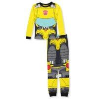 Transformers 2PC Pajama Cotton Set (Little Boy & Big Boy)