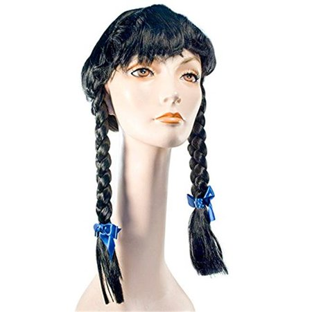 Lacey Wigs LW262BK Braided Special Bargain Wig - Black - image 1 de 1