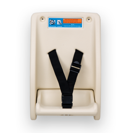 Koala - KB102-00 - Cream Child Protection Seat - Koala Child Protection Seat