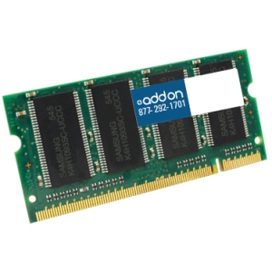 JEDEC Standard 1GB DDR2-533MHz Unbuffered Dual Rank 1.8V 200-pin CL4 SODIMM - 100% compatible and guaranteed to work
