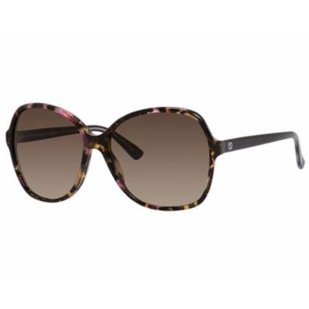 Gucci Sunglasses - 3721/S 0HPA - Havana Orange Black