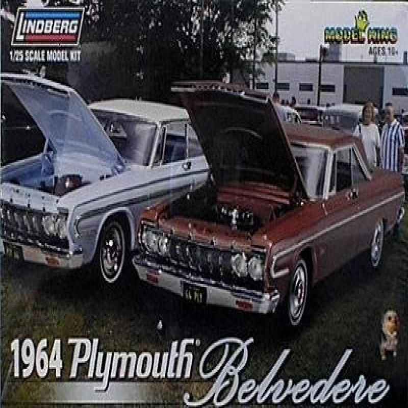 1964 Plymouth Belvedere by