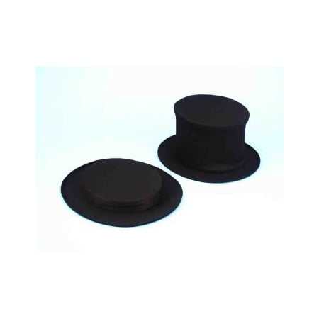 HAT-COLLAPSIBLE TOP HAT CHILD (Cheap Black Top Hats)