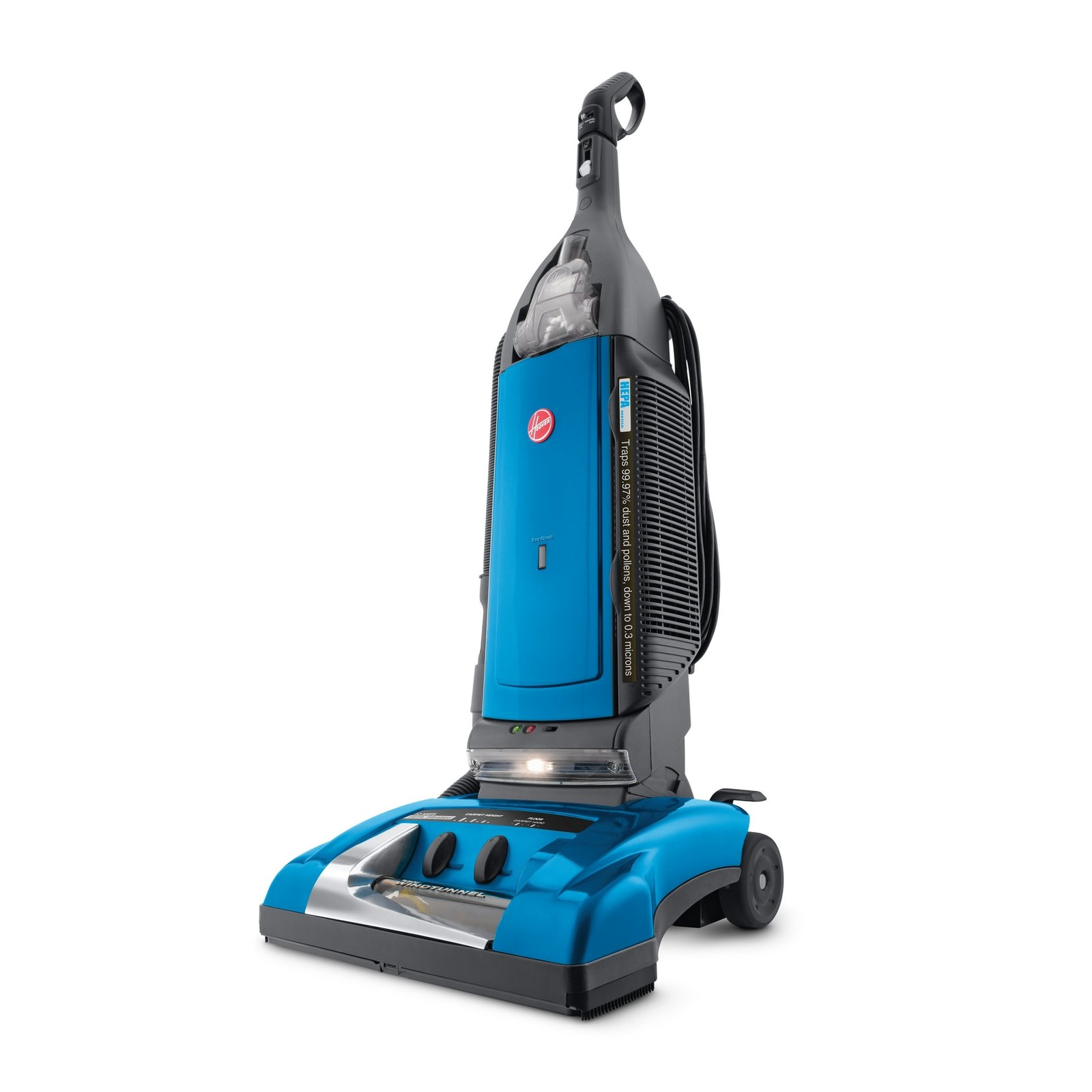Hoover Windtunnel Self Propelled Bagged Upright Vacuum U6485900
