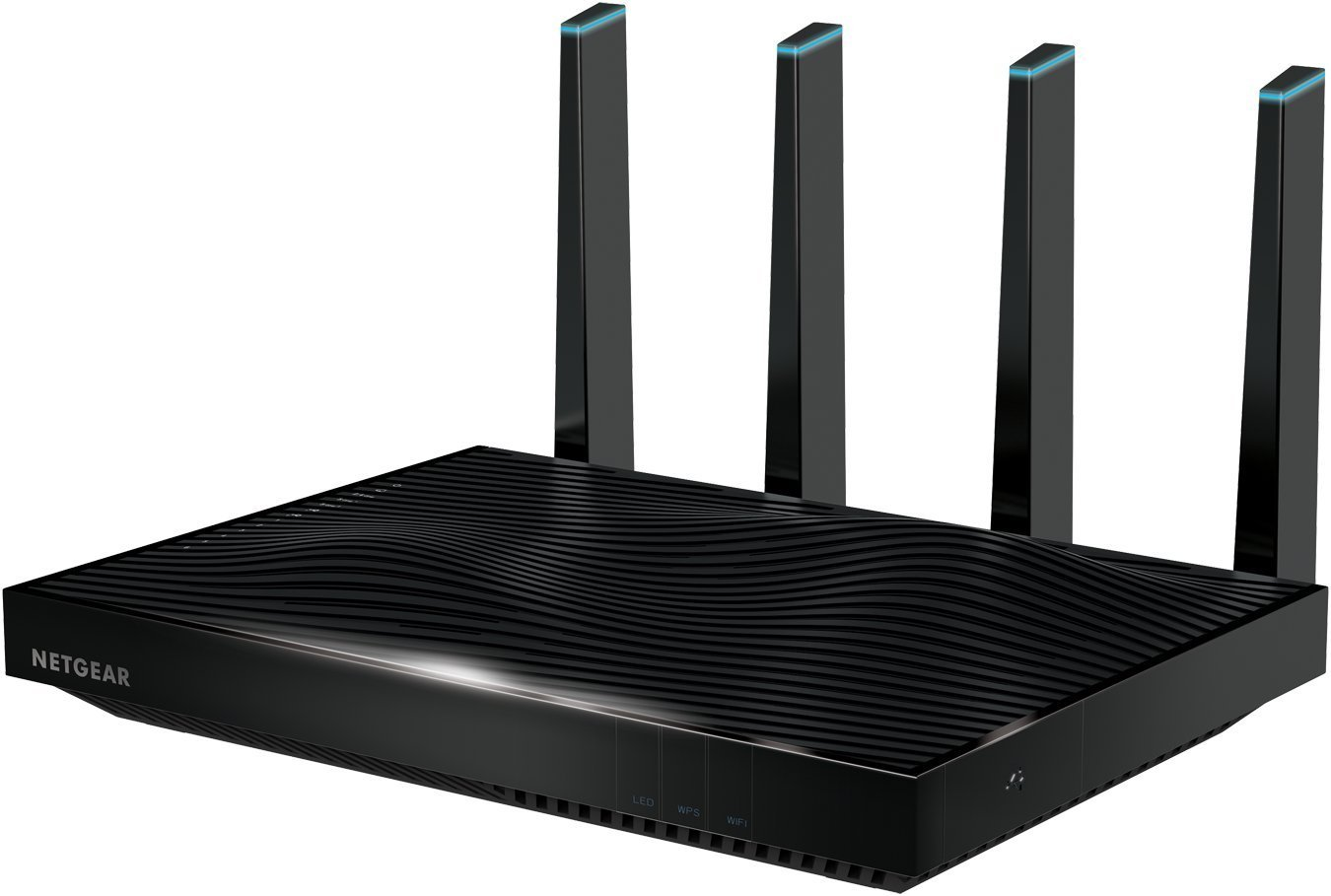 NETGEAR AC5300 Nighthawk X8 Tri-Band WiFi Router by NETGEAR