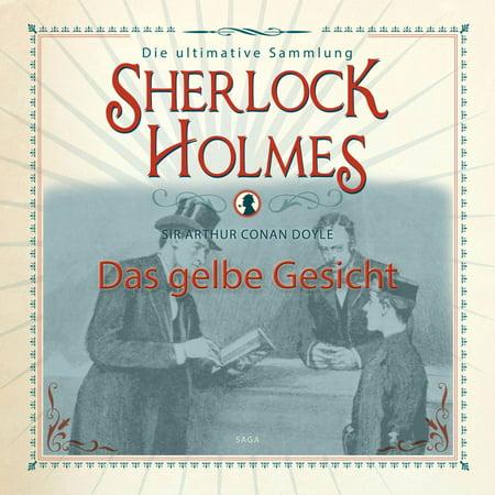 Sherlock Holmes, Das gelbe Gesicht (Ungekürzt) - Audiobook (Gelbe Brille Für Das Fahren)