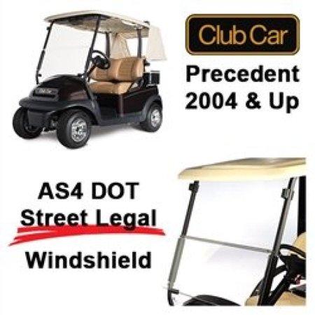 US DOT AS4 Street Legal Club Car Precedent Golf Cart