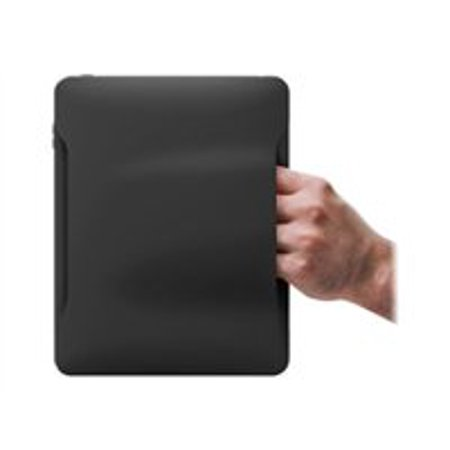 MARWARE Sport Grip Pro - Protective cover for tablet - silicone - black - for Apple iPad 1