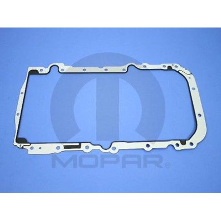 Chrysler Gaskets (Engine Oil Pan Gasket MOPAR 4892072AA fits 04-06 Chrysler)