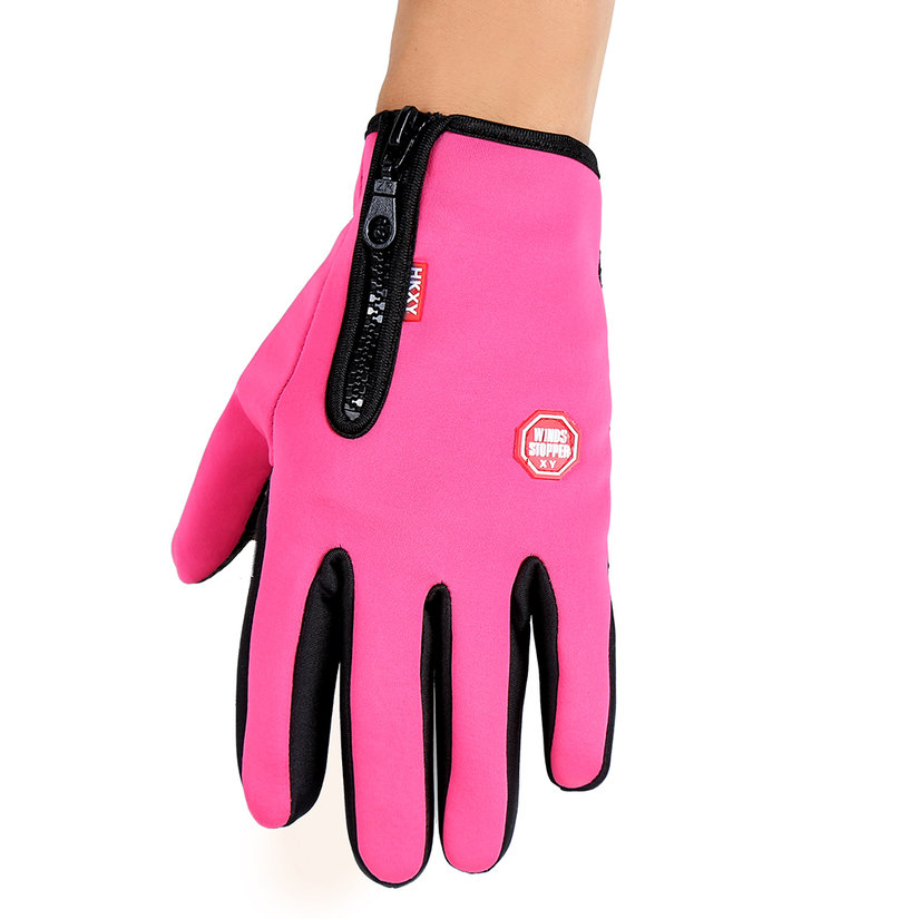 Unisex Ski Gloves Snowboard Gloves Motorcycling Touchscreen Winter Snow Windstopper Outdoor Riding Non-Waterproof Gloves by