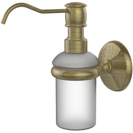 Monte Carlo Collection Wall-Mounted Soap Dispenser (Build to Order)