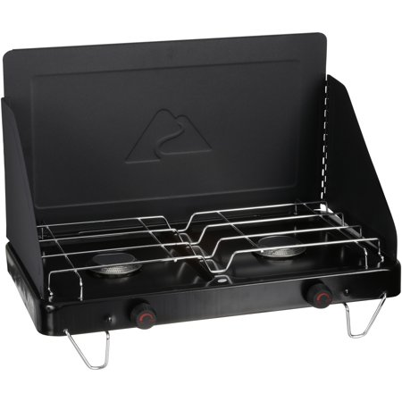 Ozark Trail Propane Fold-Up 2-Burner Camp Stove