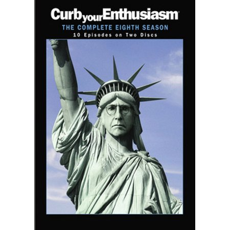 Curb Your Enthusiasm: The Complete Eighth Season (DVD)](Curb Your Enthusiasm Halloween)