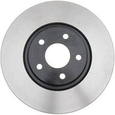 Raybestos R42-980601R Professional Grade Disc Brake Rotor for 2013-2017 Ford C Max - image 2 of 2