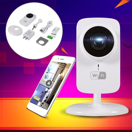 Baby Security Monitor, Home Monitor,720P Wireless Network Wifi Security Camera Indoor Baby Monitor Video IR Night Vision Household