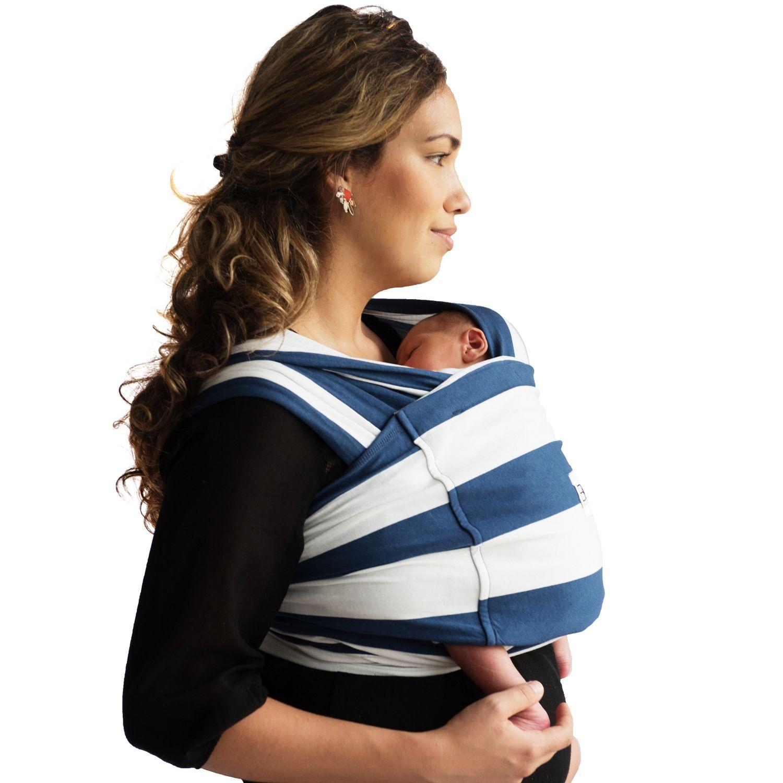 Baby K¿tan Baby Carrier - Nautical Print - XL