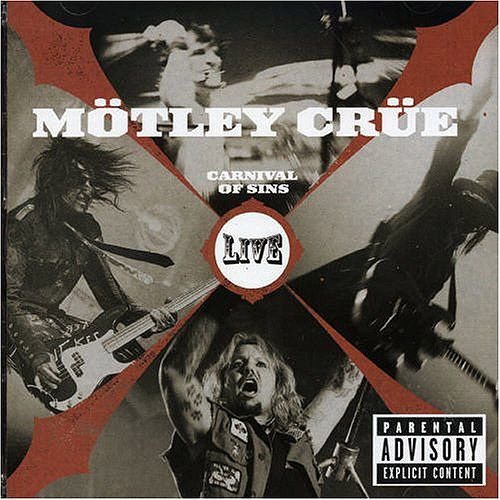 Motley Crue - Carnival of Sins Live [CD]