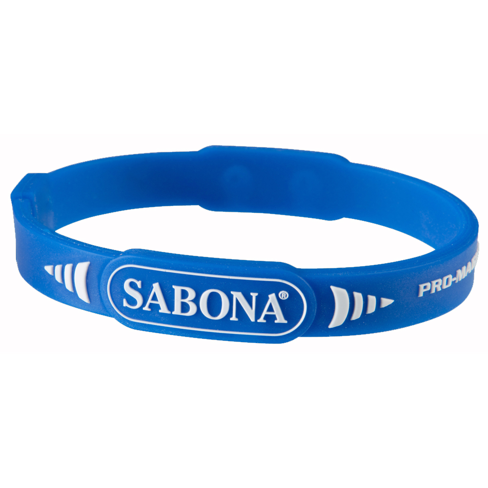 Sabona Sport Wristband Pro Magnetic Blue-S/M